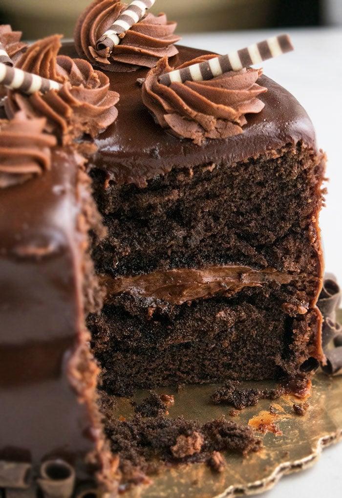 Guinness Beer Cake Recipe