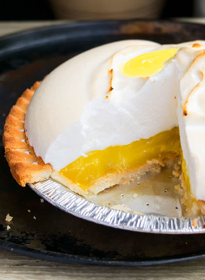 Best Lemon Meringue Pie