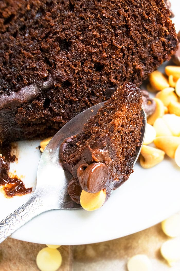 Chocolate Coffee Cake From Scratch