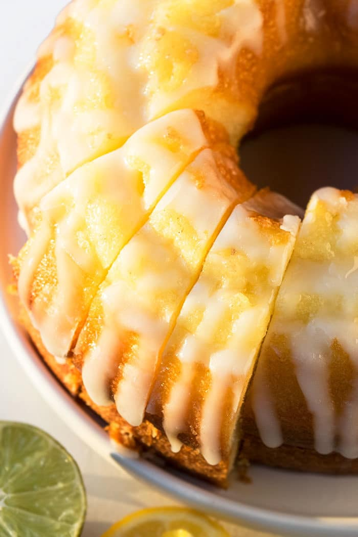 Homemade 7 Up Bundt Cake Recipe