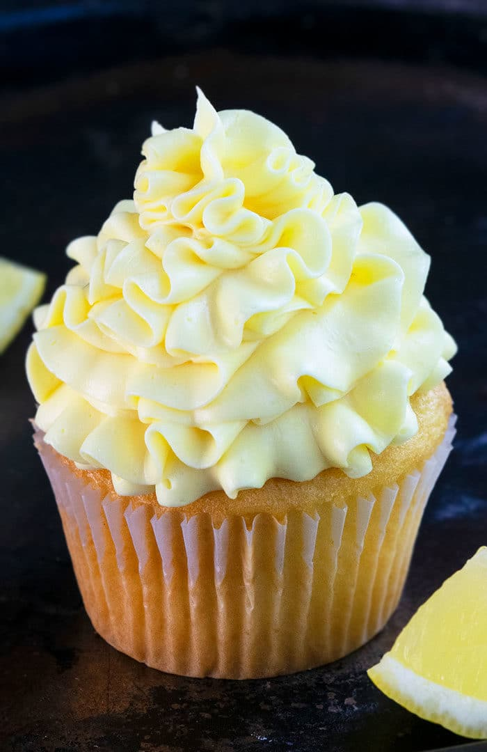 Best Easy Lemon Frosting Recipe