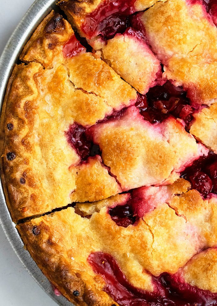 Best Easy Cherry Pie