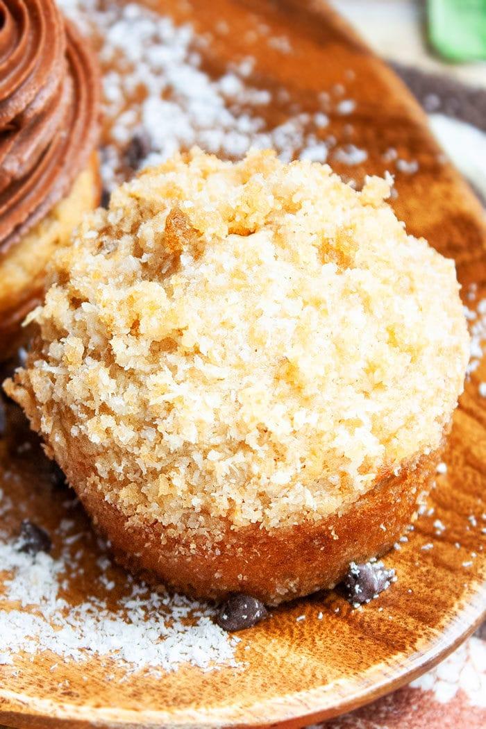 Soft and Moist Banana Muffins Recipe