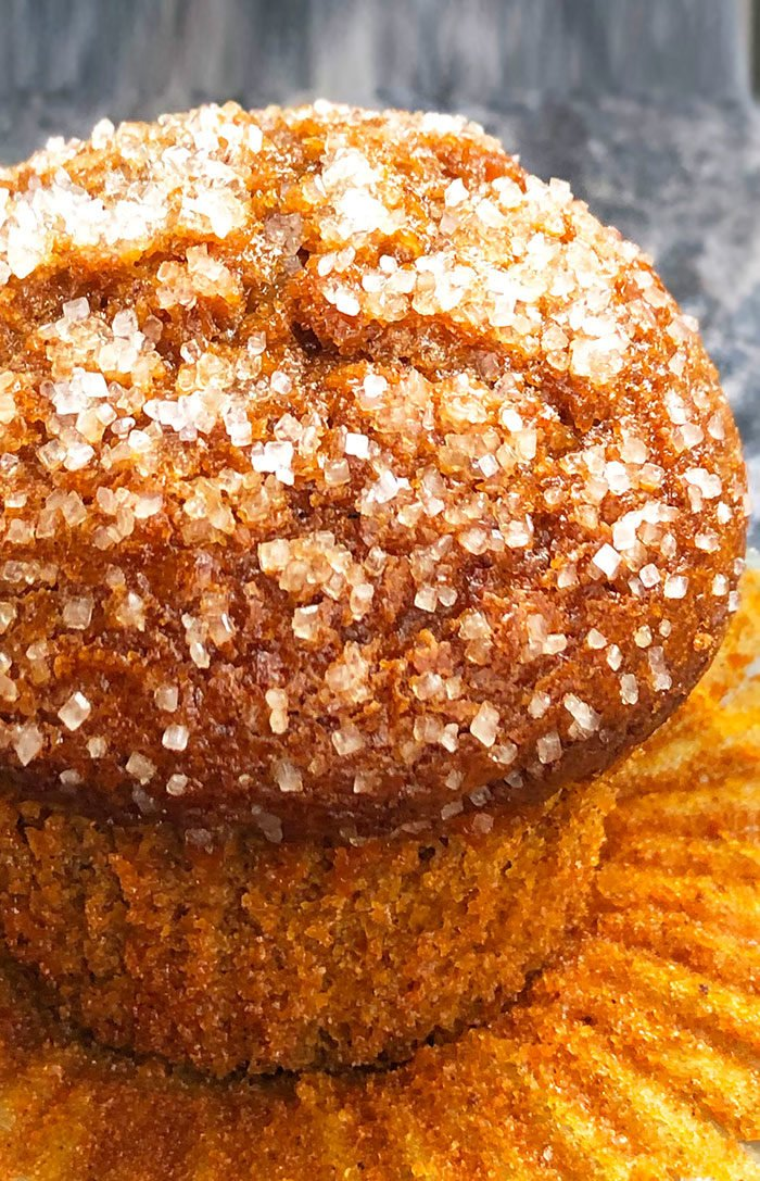 Moist Pumpkin Muffin Recipe