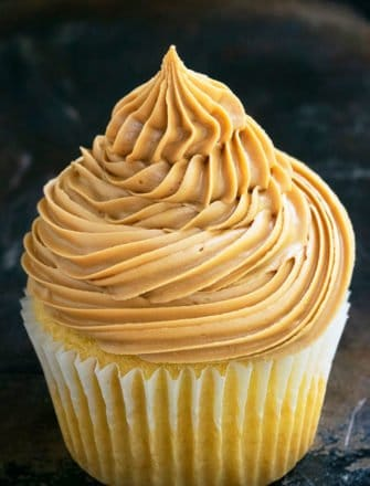 Easy Caramel Frosting Recipe