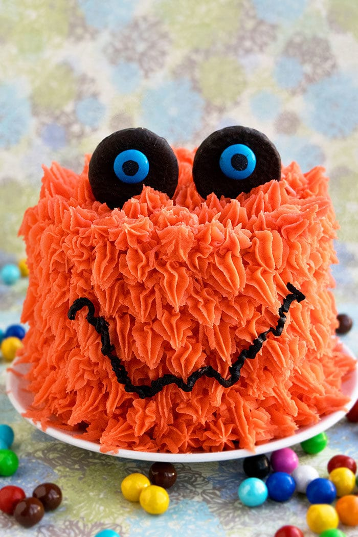 Easy Monster Cake