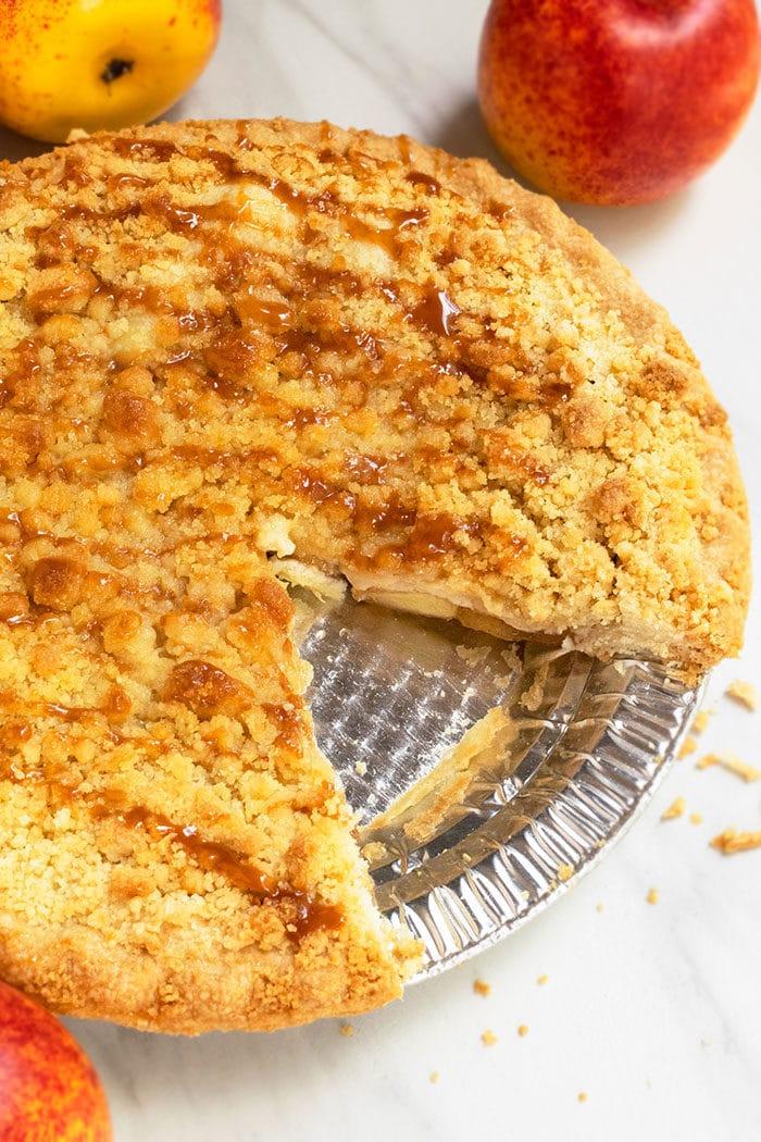 Best Apple Crumb Pie Recipe