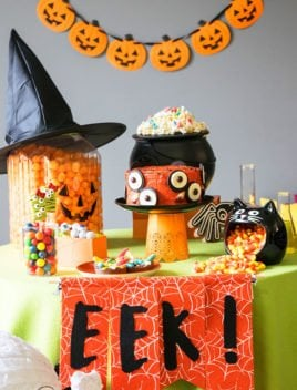 Easy Kids Halloween Party Ideas
