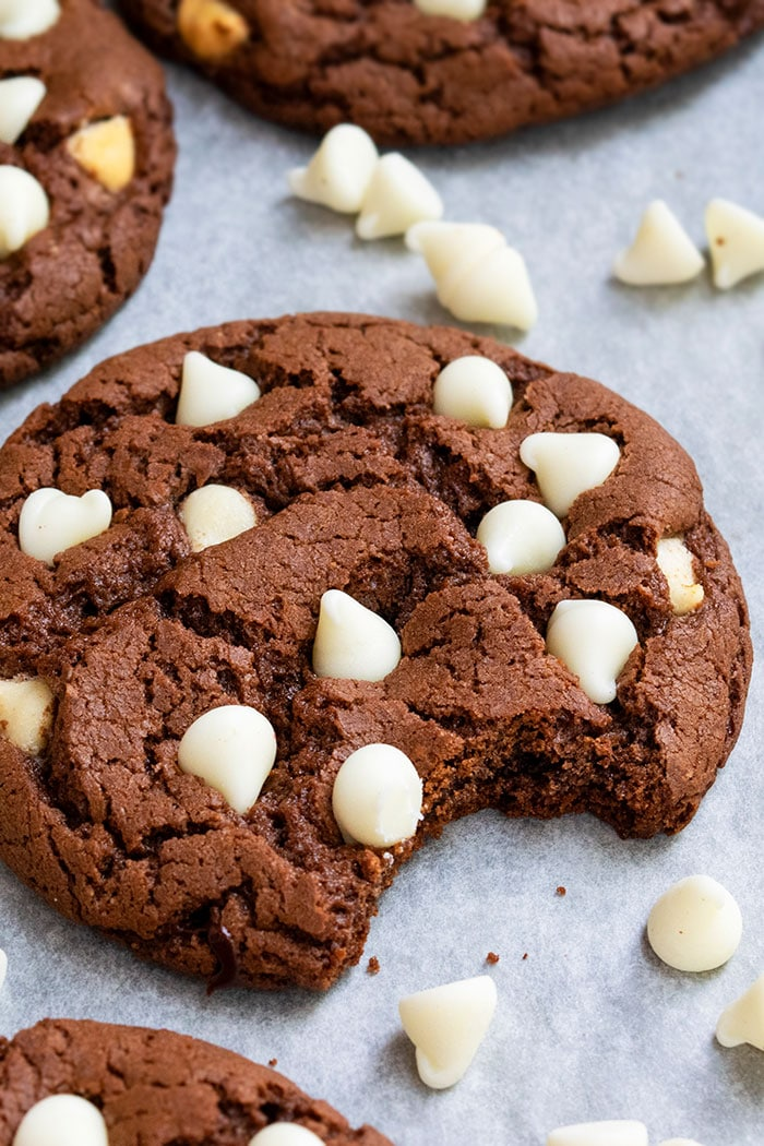 White Chocolate Chip Cookie Recipe With Cake Mix