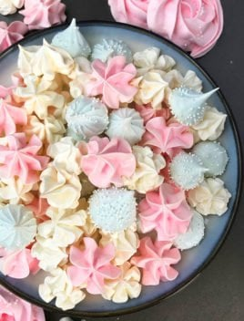 Easy Meringue Cookies Recipe