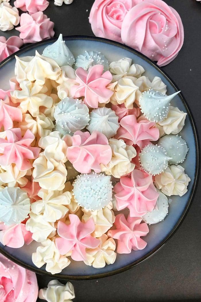 Easy Meringue Cookies Recipe
