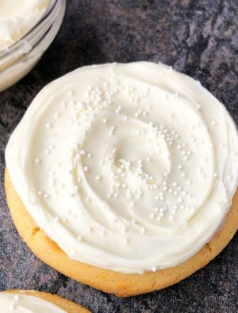 Best Sugar Cookie Frosting Recipe