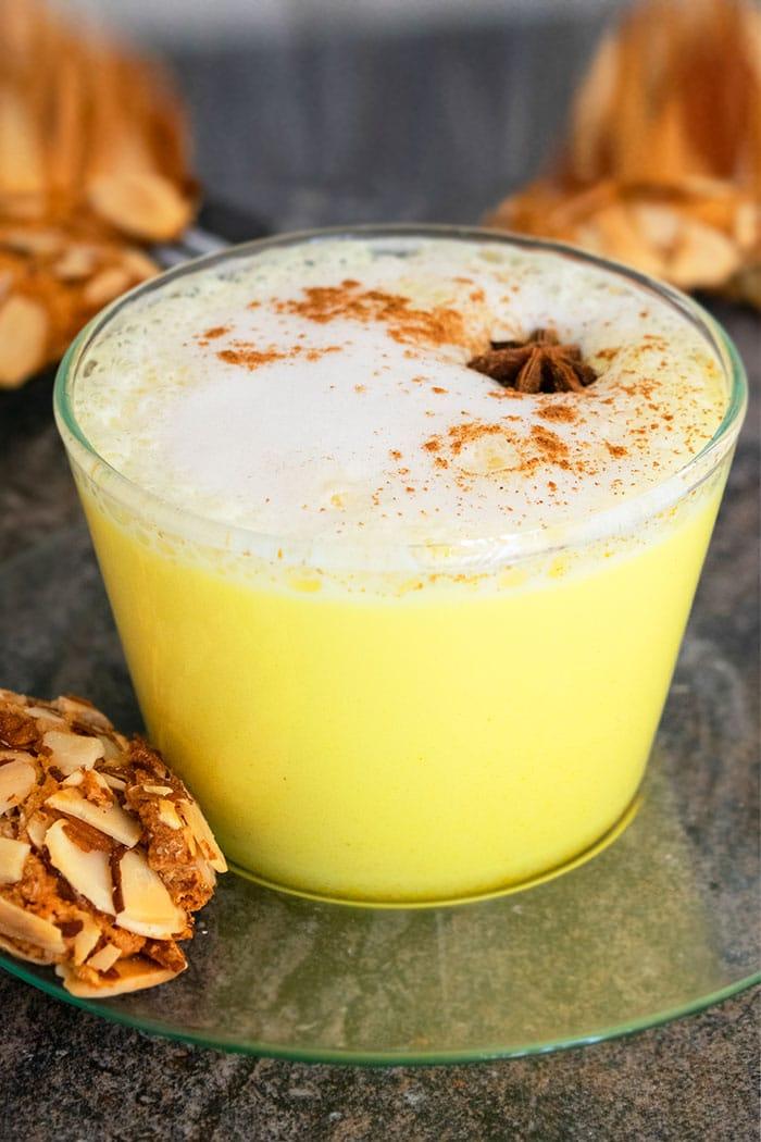 Easy Turmeric Latte Recipe