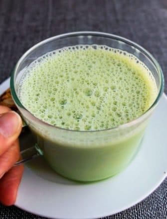 Easy Homemade Matcha Latte Recipe