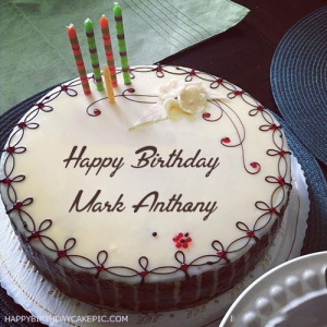 Mark Anthony Happy Birthday Cakes Pics Gallery
