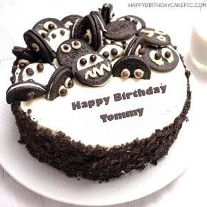 Tommy Happy Birthday Cakes Pics Gallery