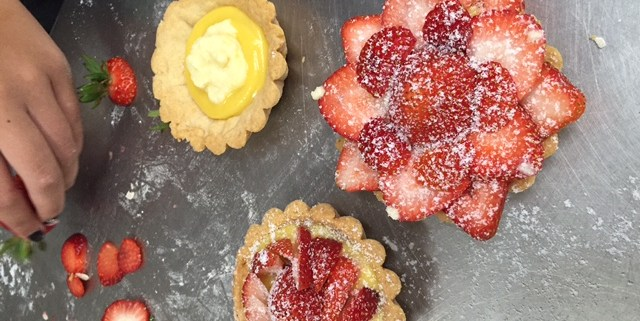 Tart Workshop by Cakeworks