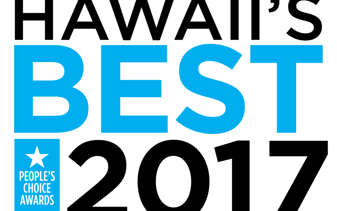 1st Place in Hawaii's Best Custom Cakes Category – Cake Works