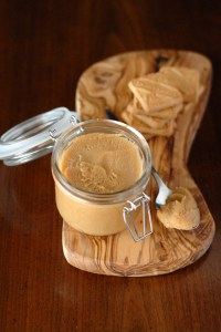 Homemade Cookie Butter made with shortbread Lorna Doone Cookies, how to make cookie butter