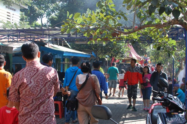 pasar minggu car free day