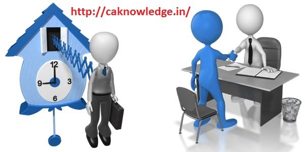 Interview Tips Time CAknowledge.in
