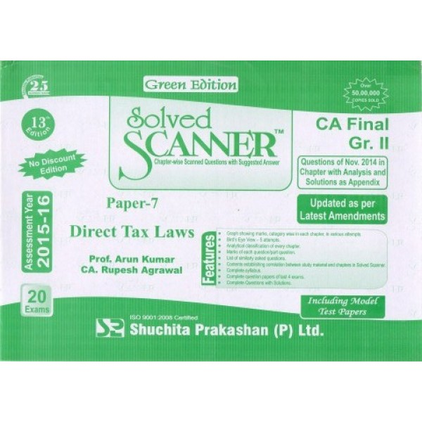 CA Final Scanners