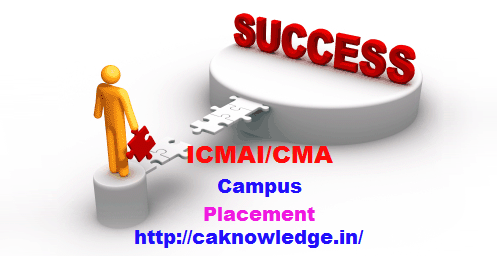 CMA Campus Placement