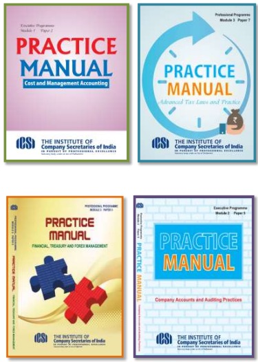 CS Executive, CS Professional Practice Manual
