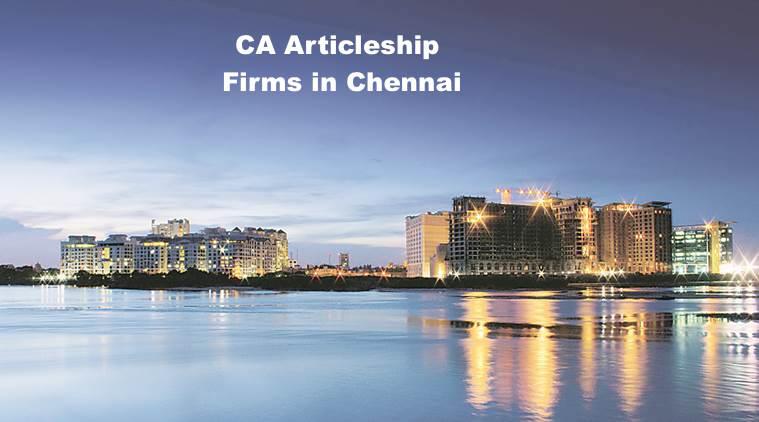 CA Articleship Firms Chennai