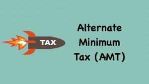 Alternate Minimum Tax (AMT)