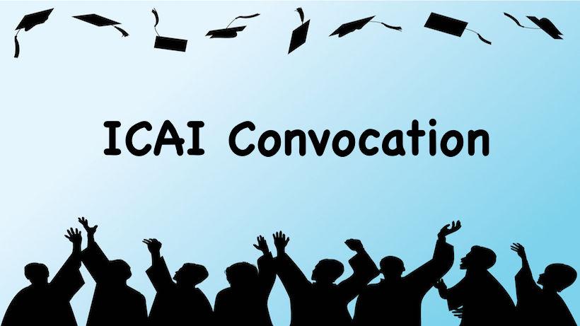 ICAI Convocation