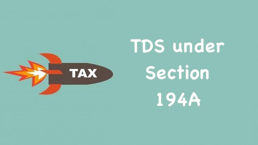 TDS under Section 194A