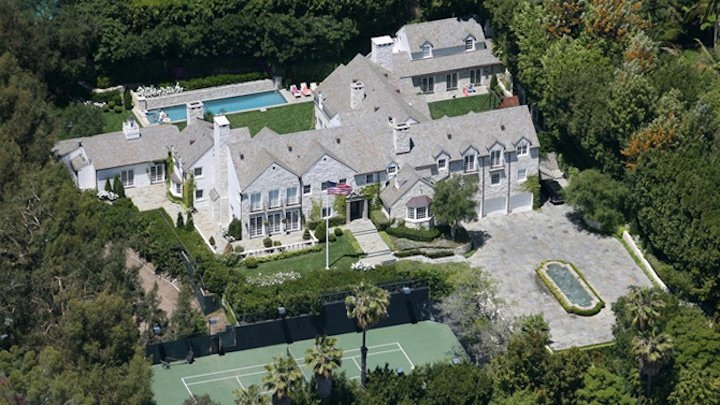 Tom Cruise House