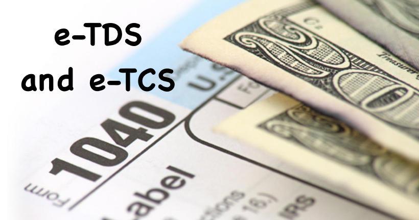 e-TDS and e-TCS