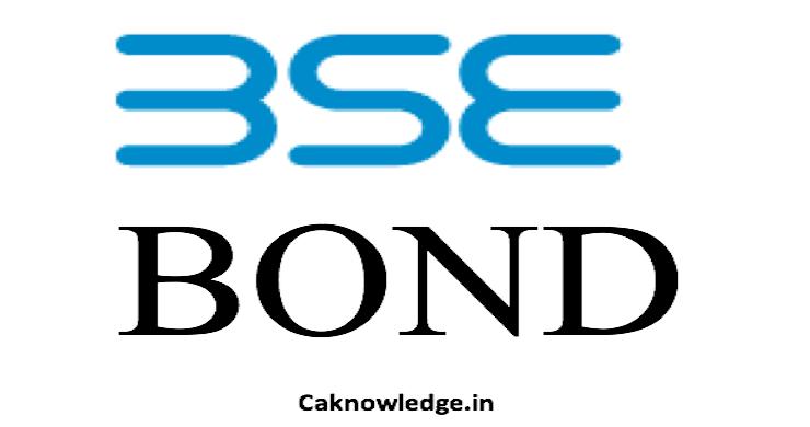 BSE BOND Platform