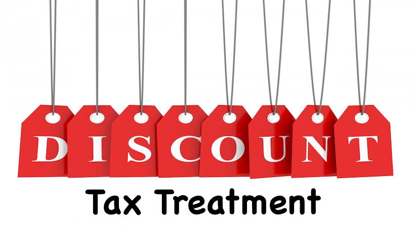 Discounts under GST