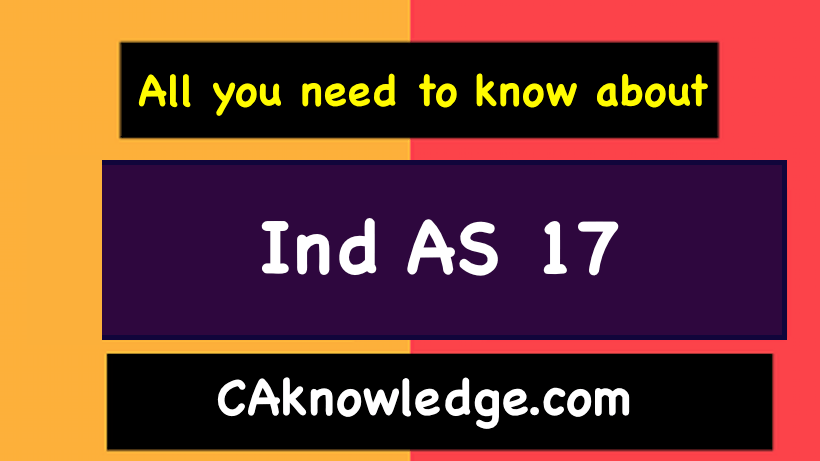 Ind AS 17