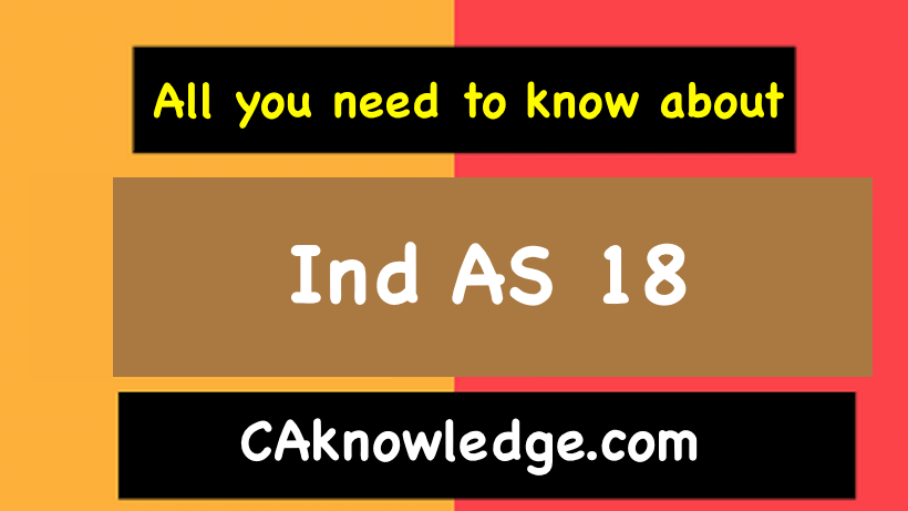 Ind AS 18