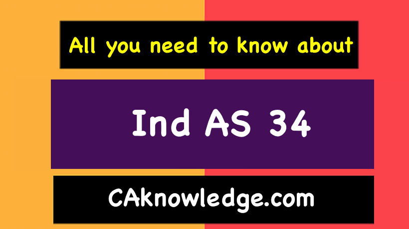 Ind AS 34
