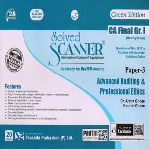 CA Final Audit Scanner by Arpita Ghose