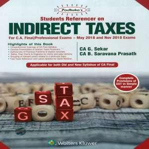 CA Final IDT Referencer by G Sekar