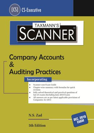 CS Executive Company Accounts and Auditing NS