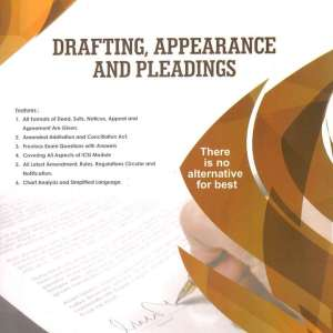 CS Professional Drafting, Appearances and Pleadings