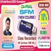CA Final SFM Pen Drive Class by CA Gaurav