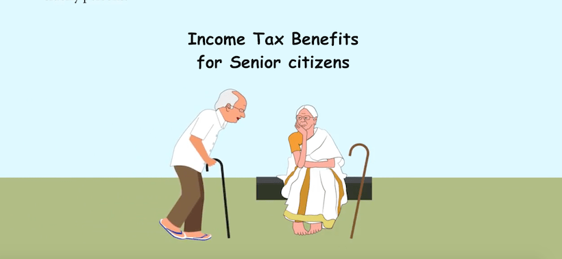Income Tax Benefits for Senior citizens