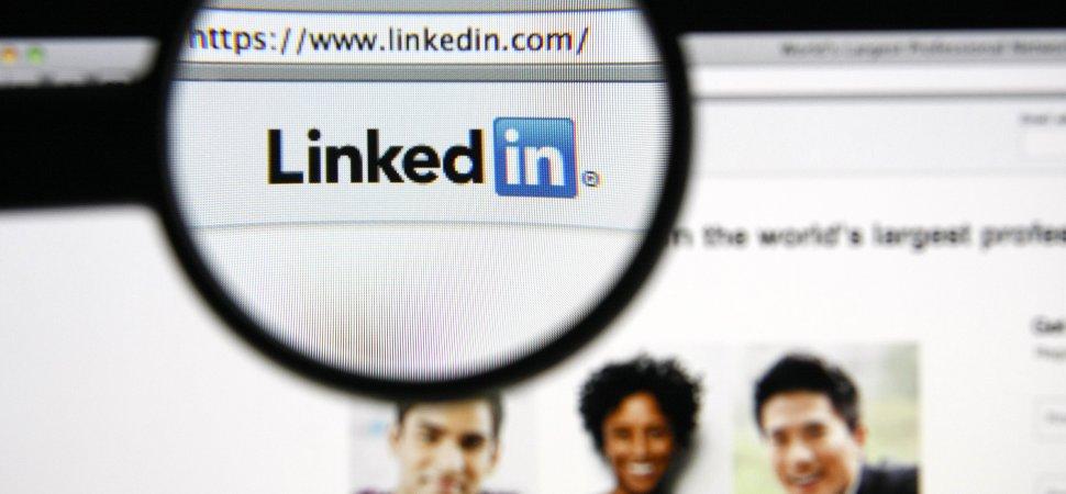 3 Alasan  Kenapa Tidak Ada Berita Hoax Di Linkedin