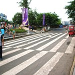 Insiden Zebra Cross