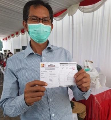 Adi Sutarwijono ketua DPRD Kota Surabaya