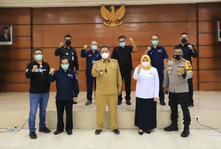 Jajaran Pemkot Surabaya