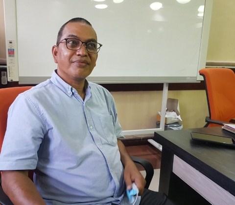 M. Machmud anggota Komisi A DPRD Kota Surabaya